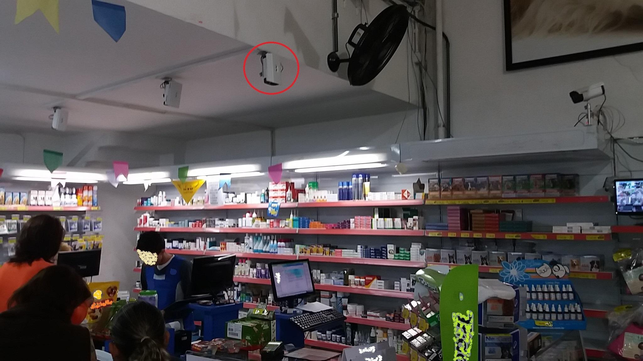 instalador de câmeras de segurança