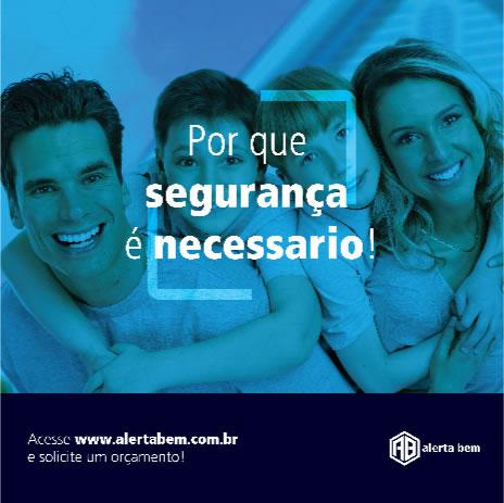 Quer mais segurança na sua casa, condominio ou empresa?