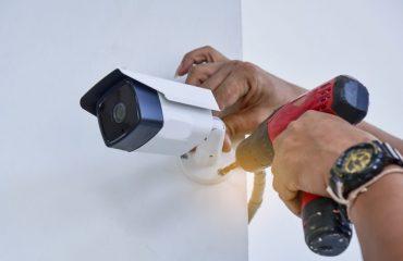 Instalação de câmeras de segurança, qual serviço e equipamento ideal.